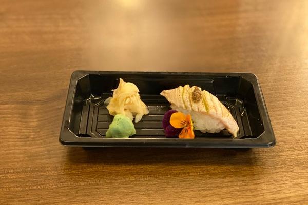 butterfish nigiri
