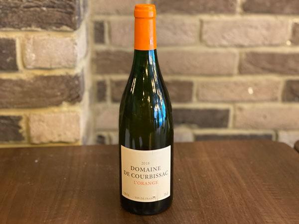 L'orange wine